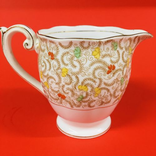 Bell China - Fern - Milk Jug/Creamer - Art Deco